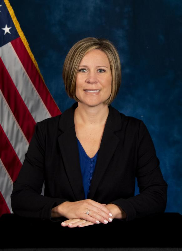 Chief of Staff Janet Huffor's picture