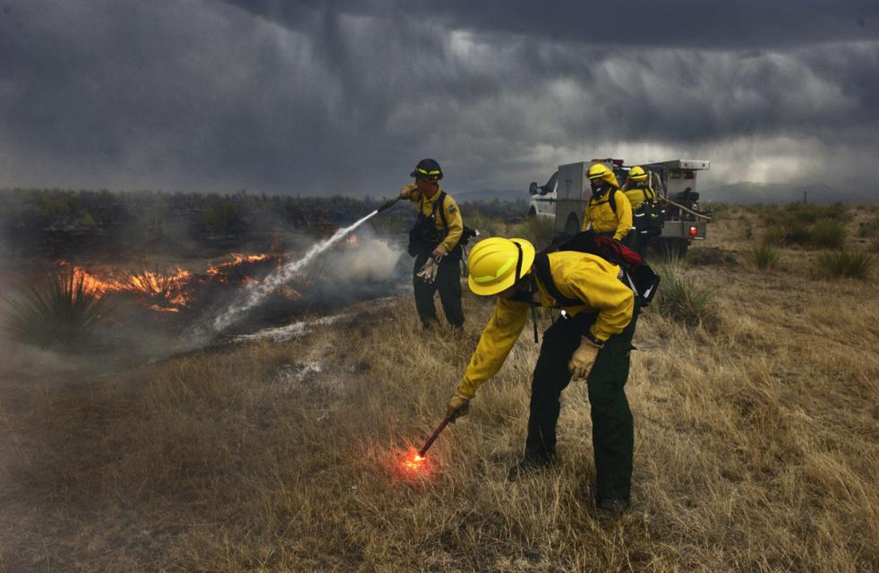 El Paso County Wildland Fire Team
