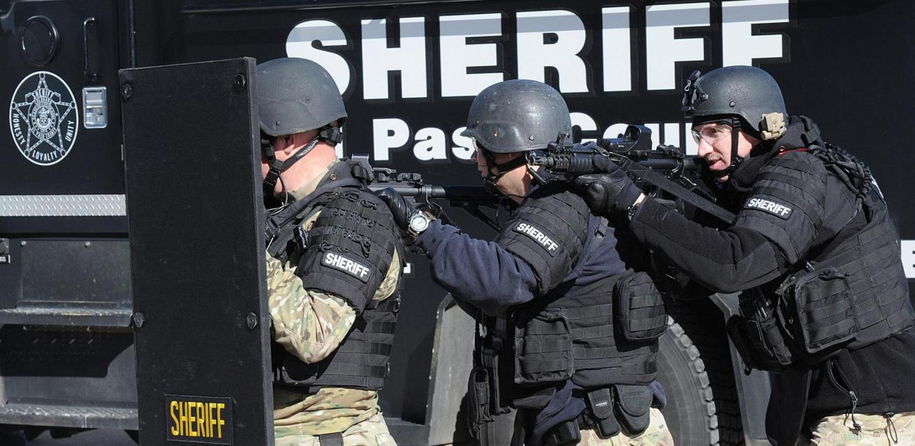 Swat Special Weapons And Tactics El Paso County Sheriff