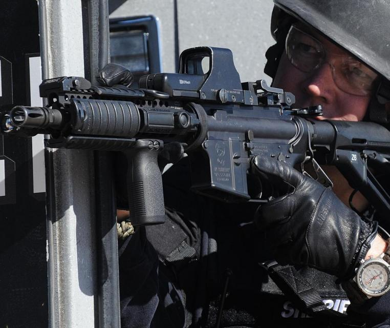 SWAT (Special Weapons and Tactics) | El Paso County Sheriff