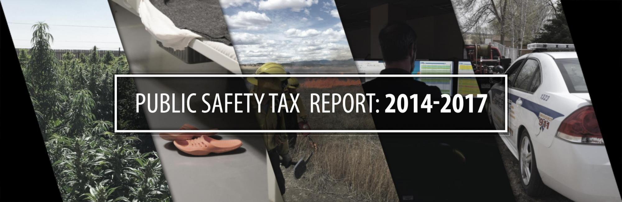 Public Safety Tax Report